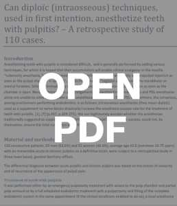 Can-diploic-intraosseous-techniques-used-in-first-intention-anesthetize-teeth-with-pulpitis–A-retrospective-study-of-110-cases-2